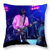Aerosmith-joe Perry-00134-2 Throw Pillow
