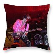 Aerosmith-joe Perry-00151 Throw Pillow