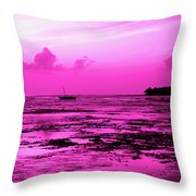 Dreaming In Colours Throw Pillow