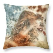 After A Moment Throw Pillow