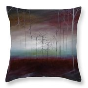 After Fall Throw Pillow