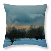 After The Love Is Gone Throw Pillow