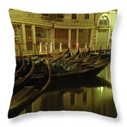 After The Romance Throw Pillow