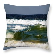 Aftermath Of A Storm II Throw Pillow
