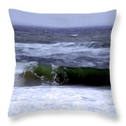 Aftermath Of A Storm Vi Throw Pillow