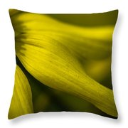 Afternoon Flower Throw Pillow