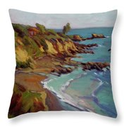 Afternoon Glow 1 Throw Pillow