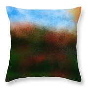 Afternoon Repose Throw Pillow