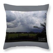 Afternoon Storm Throw Pillow