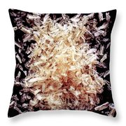 Agar Throw Pillow