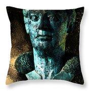 Agatha Throw Pillow