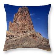 Agathla Peak Throw Pillow