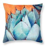 Agave 1 Throw Pillow