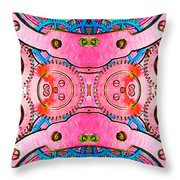 Age Of The Machine 20130605p144 Long Throw Pillow