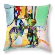 Self-renewal 13o Throw Pillow