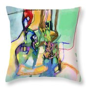 Self-renewal 13p Throw Pillow