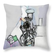 Self-renewal 14d Throw Pillow