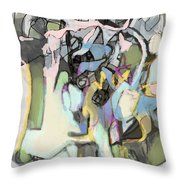 Self-renewal 15g Throw Pillow