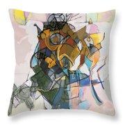 Self-renewal 16e Throw Pillow