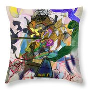 Self-renewal 16hb Throw Pillow