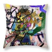 Self-renewal 16i Throw Pillow