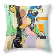 Self-renewal 17d Throw Pillow