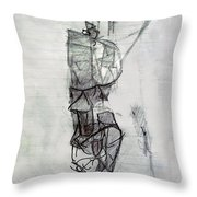 Self-renewal 21a Throw Pillow