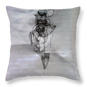 Self-renewal 5 Throw Pillow