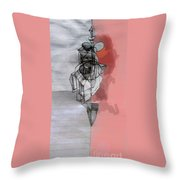 Self-renewal 5b Throw Pillow