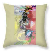 Self-renewal 5c6 Throw Pillow