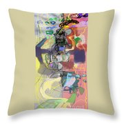 Self-renewal 5c7 Throw Pillow