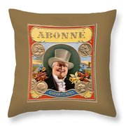 Agonne Throw Pillow