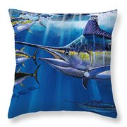 Agressor Off00140 Throw Pillow