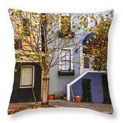 Ah Autumn Throw Pillow