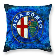 Ai - Ar1 Throw Pillow