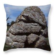 Aill Na Mireann  Throw Pillow