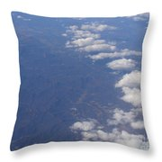 Ain't No Mountain High Enough Throw Pillow