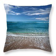 Air And Water No.88 Throw Pillow
