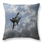 Air Superiority Throw Pillow