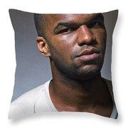 Akinwande Throw Pillow