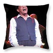 Al Jarreau Throw Pillow