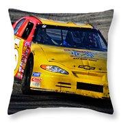 Al Lane's Chevy 5 Throw Pillow