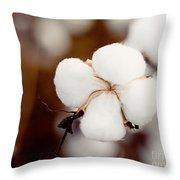 Alabama Cotton Throw Pillow
