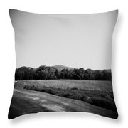 Alabama Mountains 4 Throw Pillow