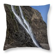 Alamere Falls Throw Pillow by Garry Gay