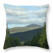 Alaska 14 Throw Pillow
