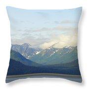 Alaska 16 Throw Pillow