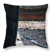 Alberta Throw Pillow