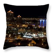 Albuquerque Throw Pillow