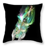 Alchemy Throw Pillow